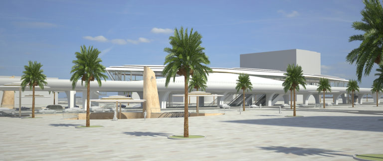 Abu Dhabi Metro VAE