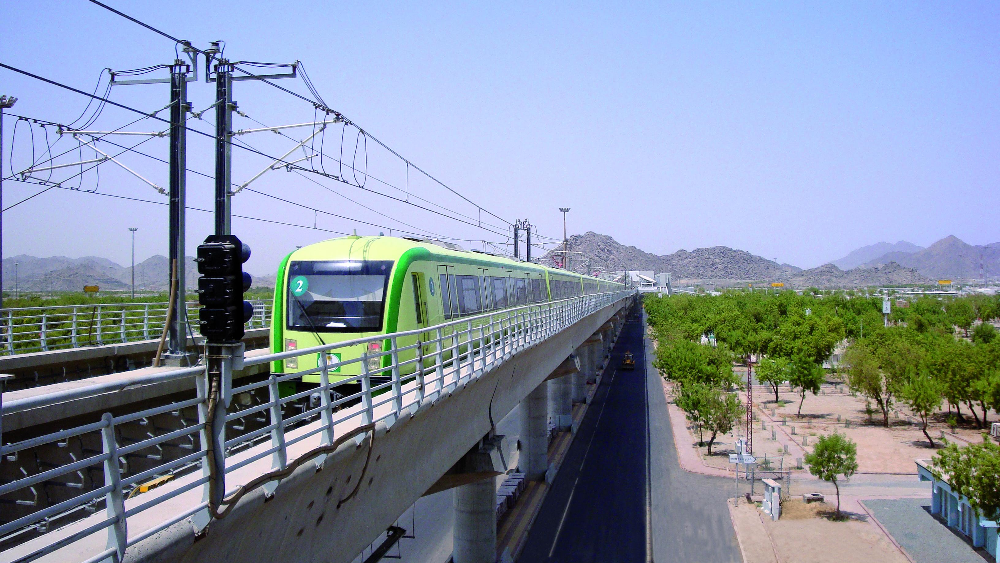 Metro Solutions - Train in Mecca