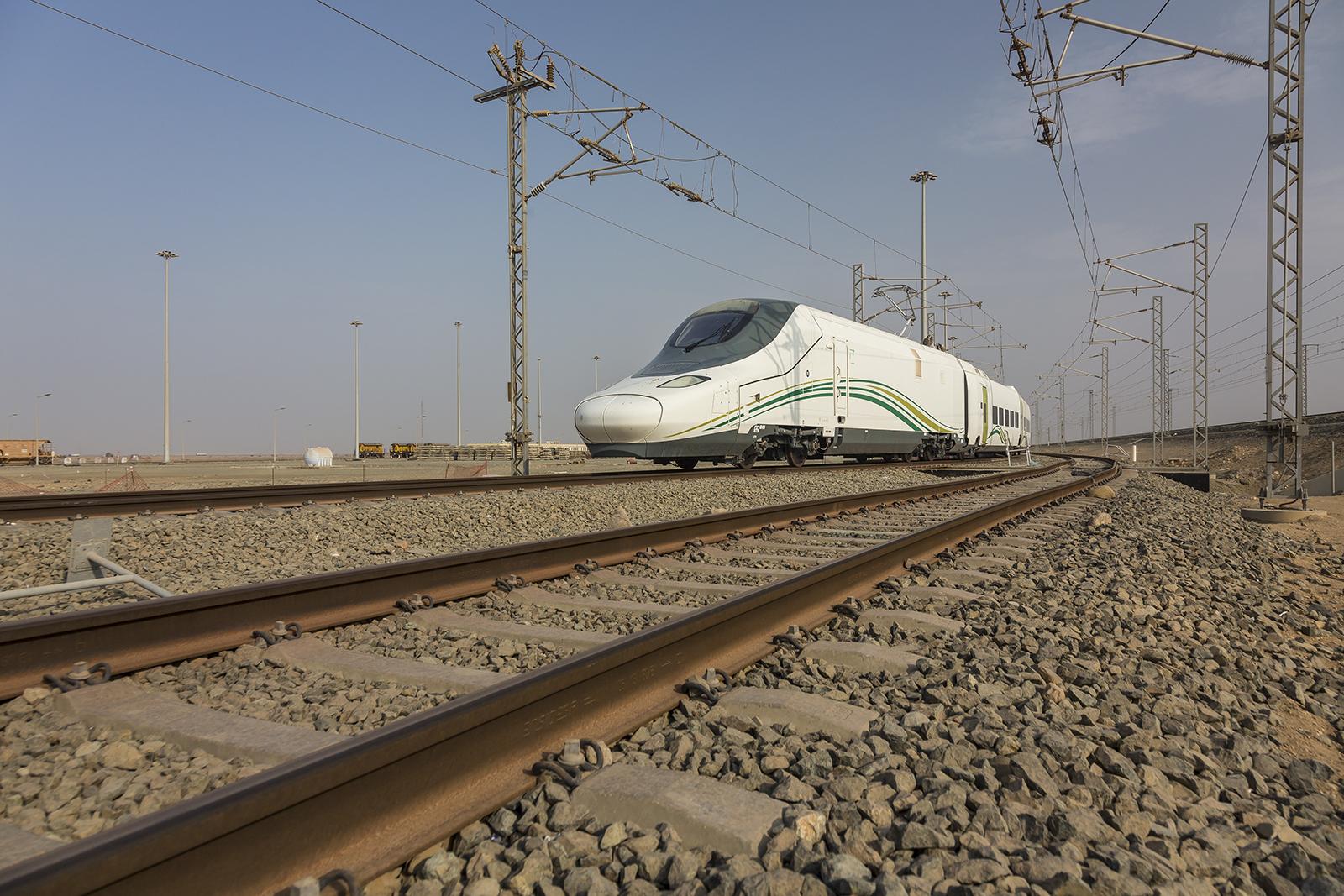 Al Haramain - High Speed Rail Project, Saudi Arabia