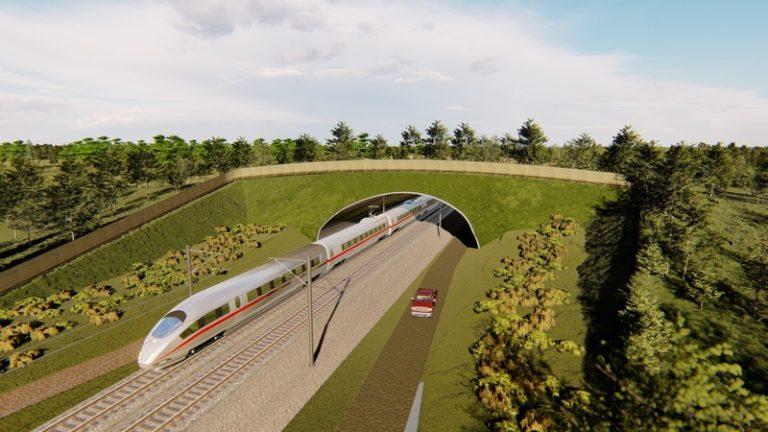Rail Baltica - Visualization