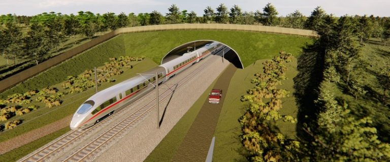 Rail Baltica - Verkehrsprojekt