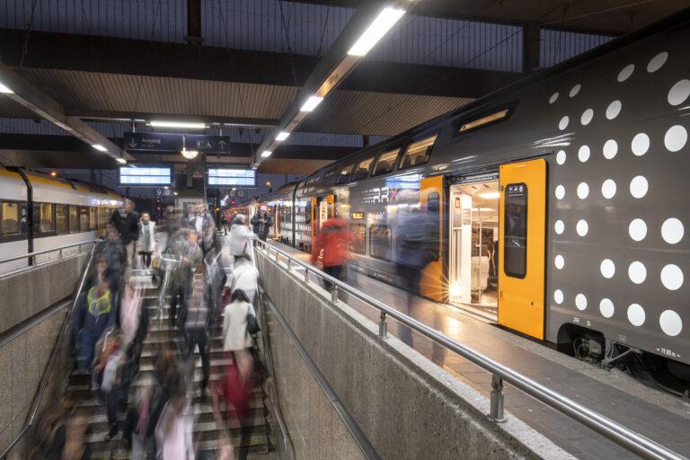 RRX - Rhein Ruhr Express in NRW