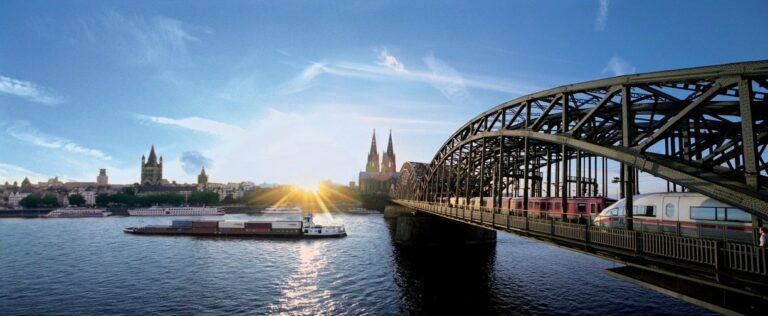 S-Bahn Köln - Panorama