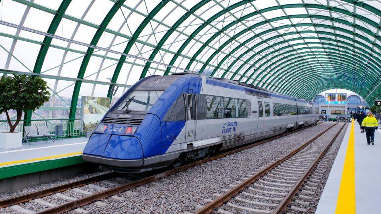 Flughafennanbindung Bukarest - CFR Train Terminal T1