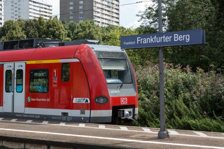 S6 Frankfurt - Ausbau der Strecke