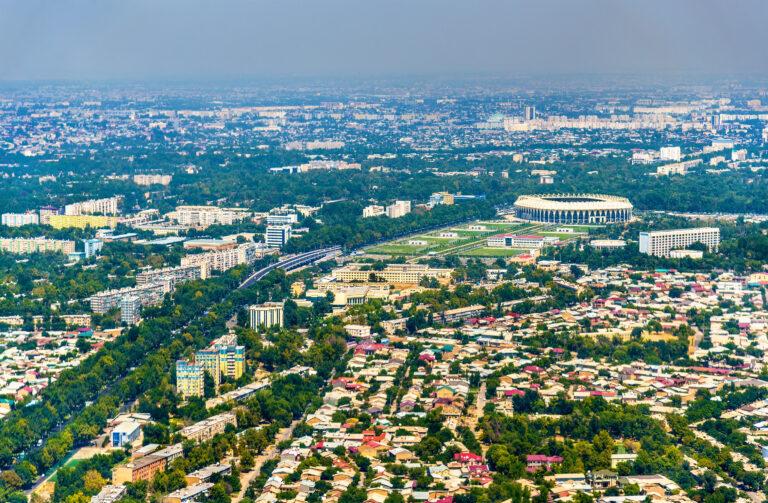 U-Bahn Taschkent