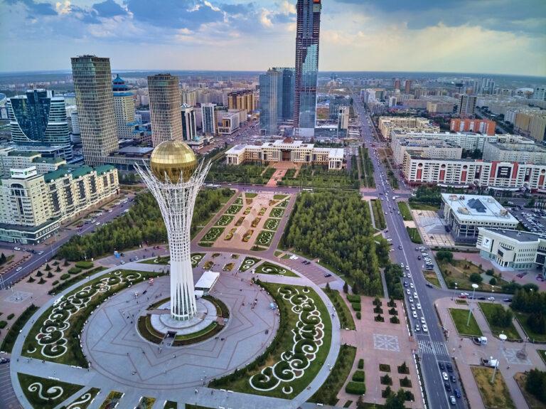 Kooperation in Kasachstan - Nur-Sultan