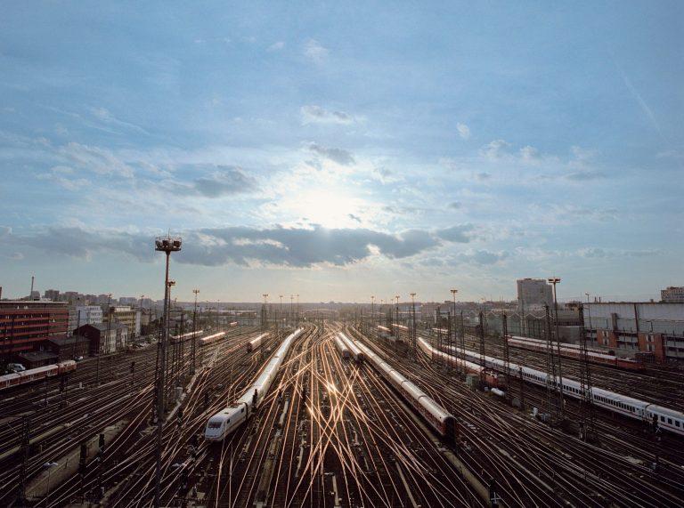European rail network - European Year of Rail 2021 - TEN - Scandinavian - Mediterranean corridor